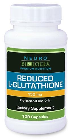 L-glutathione reduced side effects