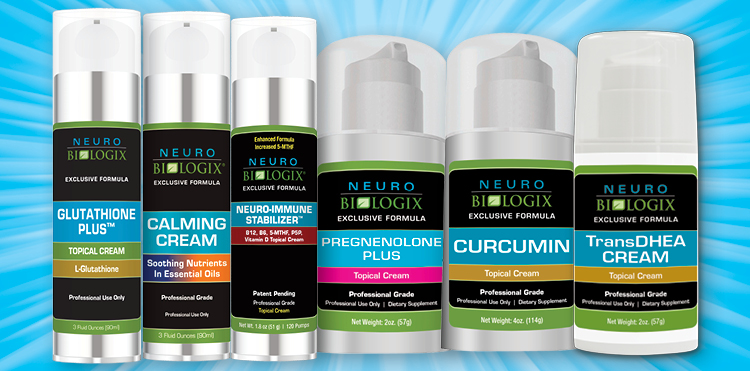 nutritional topical creams neurobiologix supplement products