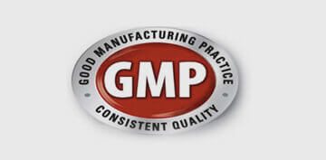 GMP certified products