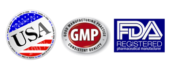FDA GMP Certified USA products