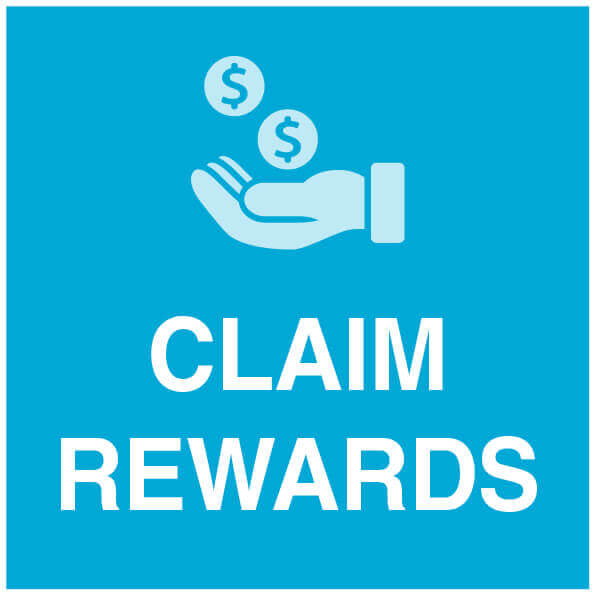 Claim Rewards Button