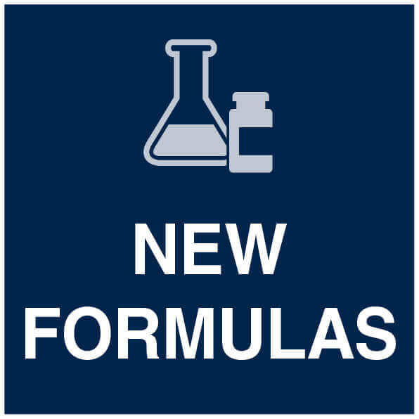 New Formulas Button