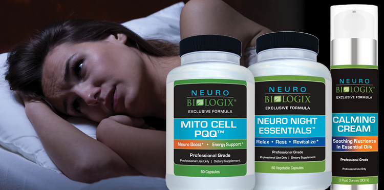 sleep support natural supplement products neurobiologix
